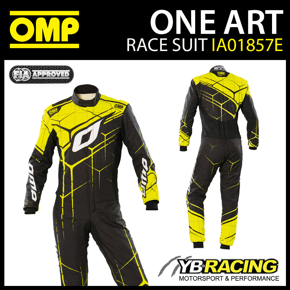 OMP ONE ART RACE SUIT 2020 MODEL