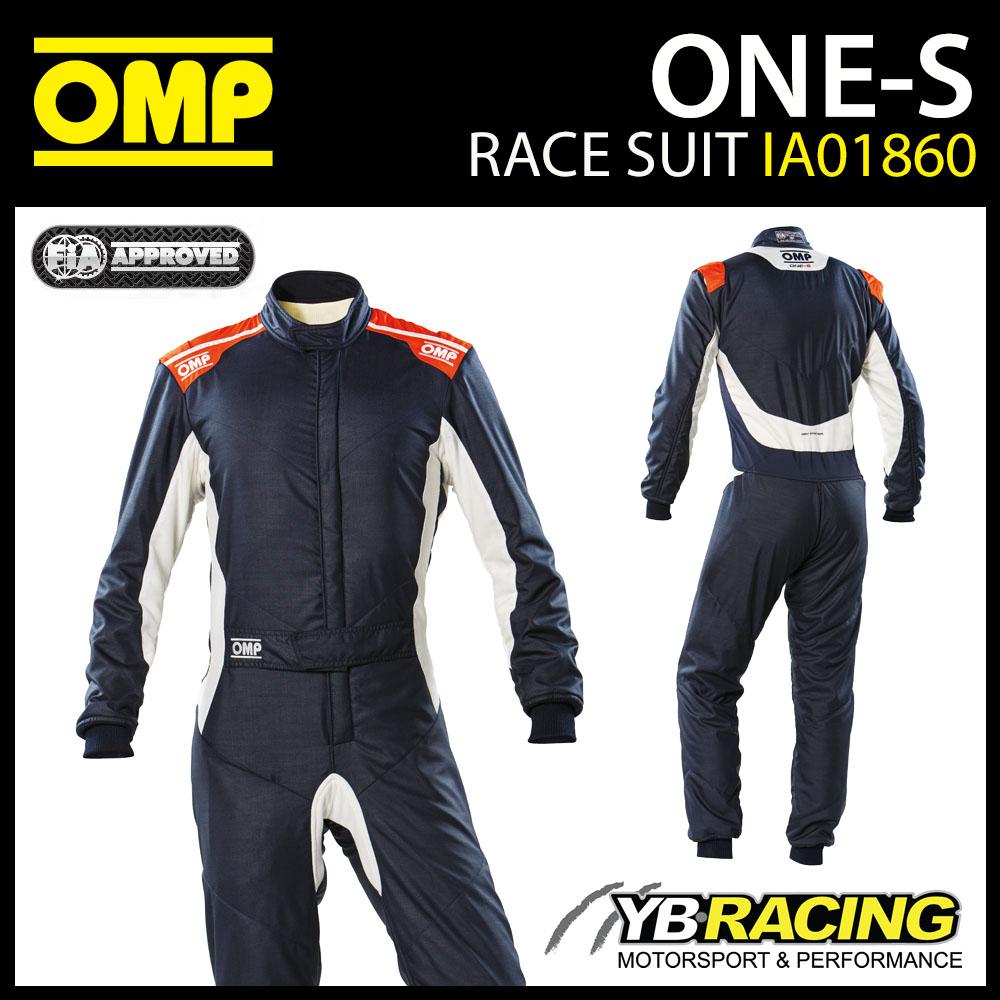 OMP ONE-S RACE SUIT 2020 MODEL