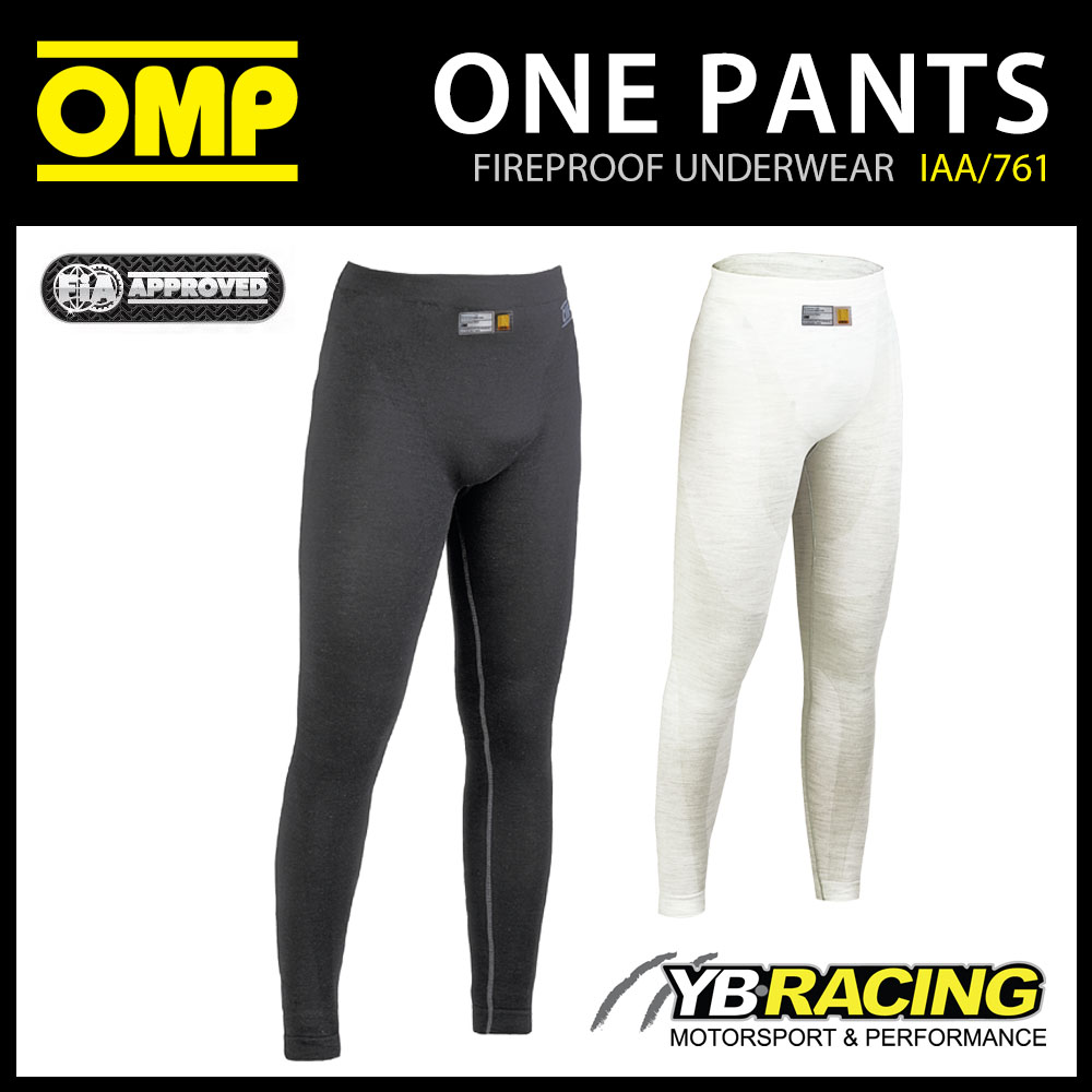 IAA/761 OMP ONE LONG JOHNS PANTS FIA 8856-2018
