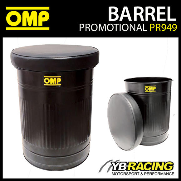 PR949 OMP MOTORSPORT STORAGE BARREL