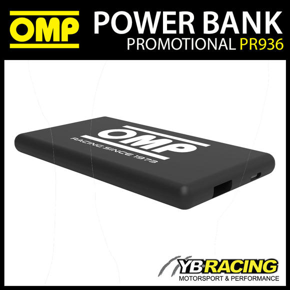 PR936 OMP POWER BANK 4000mAh