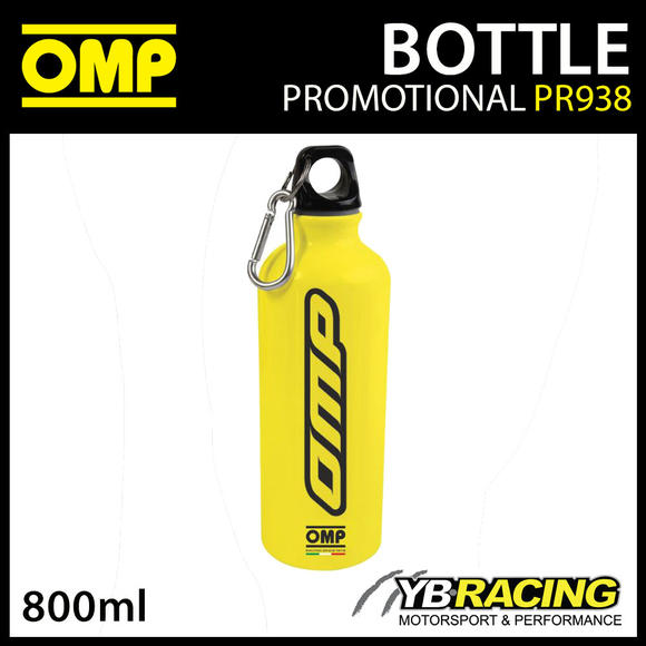 PR938 OMP 800ml ALUMINIUM WATER BOTTLE