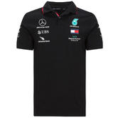 2020 Mercedes-AMG F1 Team Mens Polo Shirt Official Merchandise Sizes S-XXL