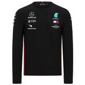 2020 Mercedes-AMG F1 Team Mens Long Sleeve Driver T-Shirt Sizes S-XXL