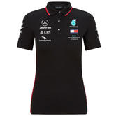 2020 Mercedes-AMG F1 Team Ladies Polo Shirt Official Merchandise Sizes XS-XL
