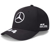 2020 Mercedes-AMG F1 Team Lewis Hamilton Driver Baseball Cap Adults Size