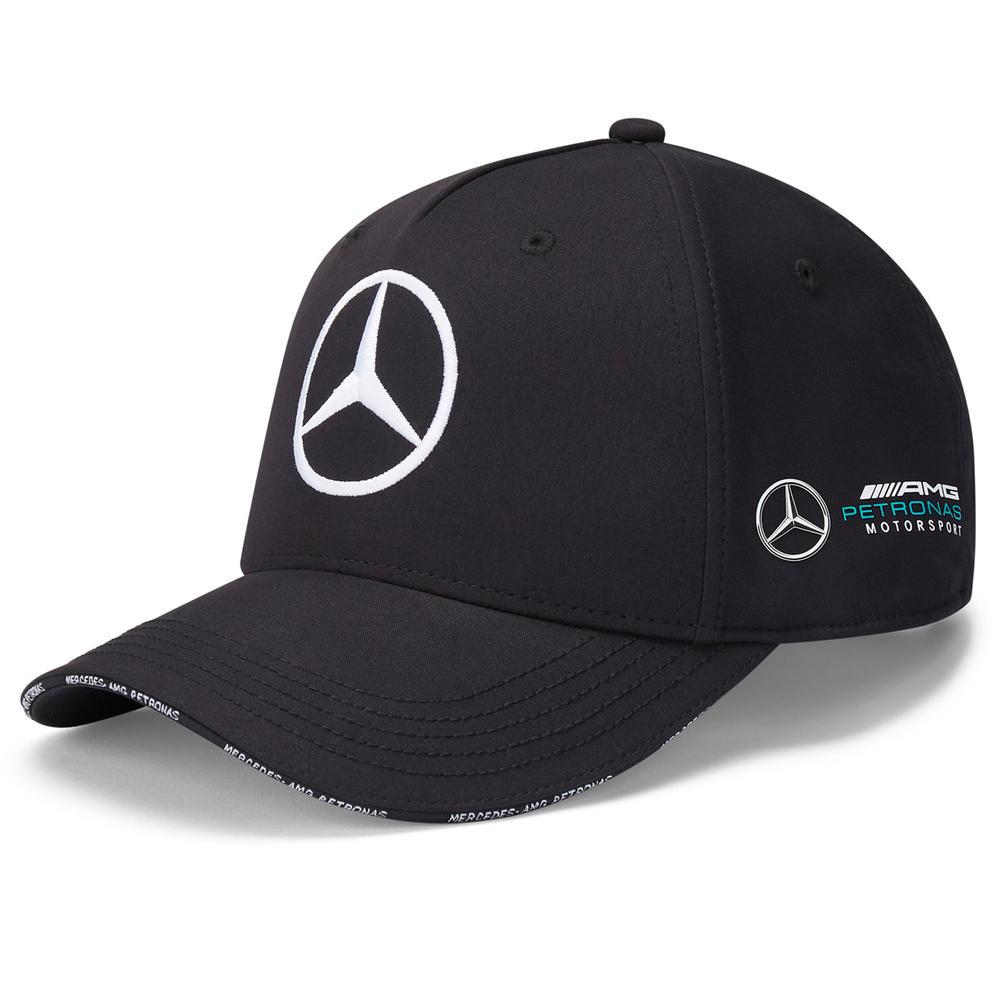 2020 Mercedes-AMG F1 Team Lewis Hamilton Driver Flatbrim Cap Kids Size
