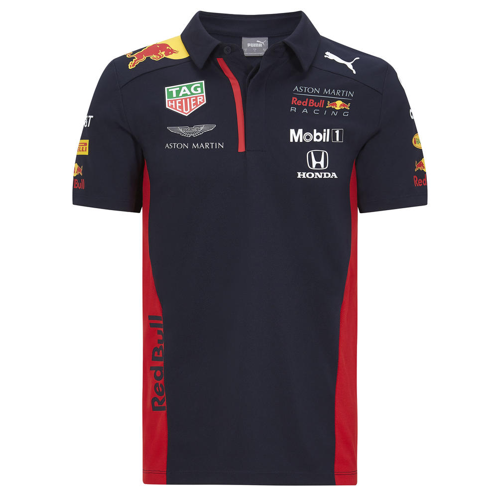2020 Red Bull Racing F1 Team Mens Team Polo Official Merchandise Sizes S-XXL