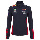 2020 Red Bull Racing F1 Team Womens Ladies Softshell Jacket Official Sizes XS-XL