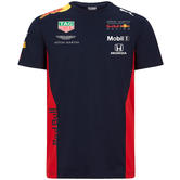 2020 Red Bull Racing F1 Team Kids Childrens T-Shirt Official Merchandise