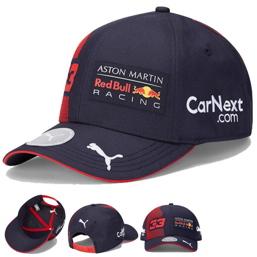 2020 Red Bull Racing F1 Team Baseball Cap Max Verstappen Merchandise Childrens