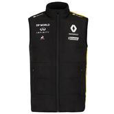 2020 Renault F1 Team Mens Body Warmer Gilet Black Official Merchandise S-XXL