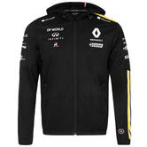 2020 Renault F1 Team Mens Rain Jacket Coat Black Official Merchandise S-XXL