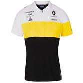 2020 Renault F1 Team Ladies Womens Polo Shirt Black Official Merchandise XS-XL