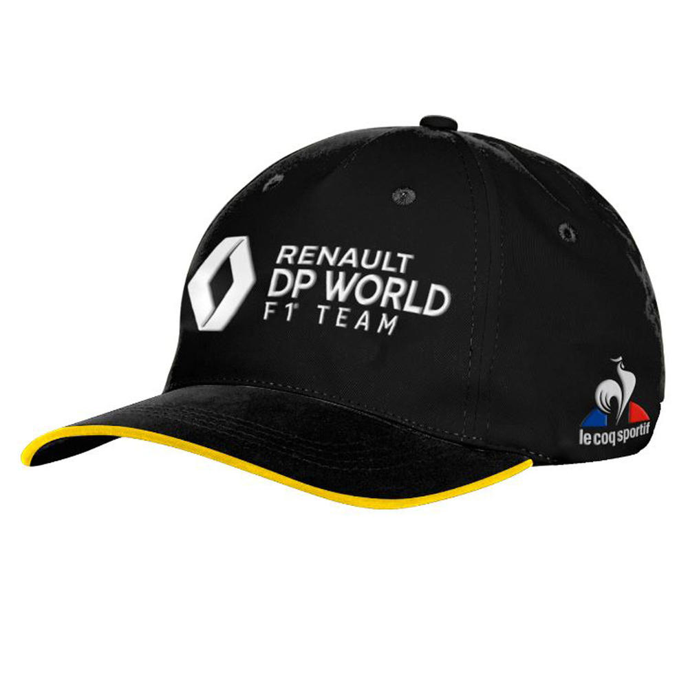 2020 Renault F1 Team Adults Baseball Cap Black Hat Official Merchandise One Size