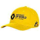 2020 Renault F1 Team Adult Baseball Cap Yellow Hat Official Merchandise One Size