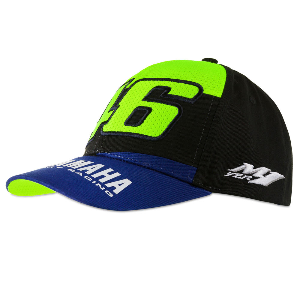 2020 Valentino Rossi Yamaha Racing Factory Baseball Cap Adults Hat One Size