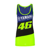 2020 Valentino Rossi Yamaha Racing Factory Womens Ladies Tank Top Sizes XS-XL