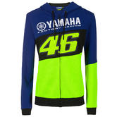 2020 Valentino Rossi Yamaha Racing Factory Womens Ladies Hoodie Sizes XS-XL