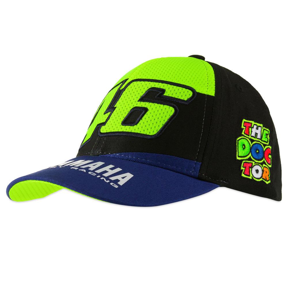 2020 Valentino Rossi Yamaha Racing Factory Kids Childrens Baseball Cap One Size