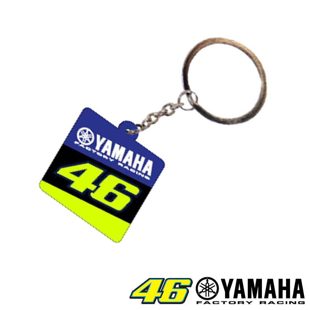 2020 Valentino Rossi Yamaha Racing Factory Keyring Key Chain Fob Accessory
