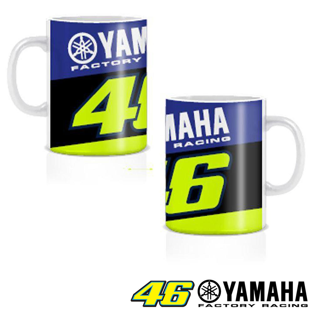 2020 Valentino Rossi Yamaha Racing Factory Mug Drinking Tea Coffee Cup