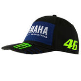 2020 Valentino Rossi Yamaha Racing Factory Black Baseball Cap Adults One Size