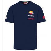 2020 Repsol Honda Team Racing Mens T-Shirt Tee Blue MotoGP Merchandise Sizes S-XXL