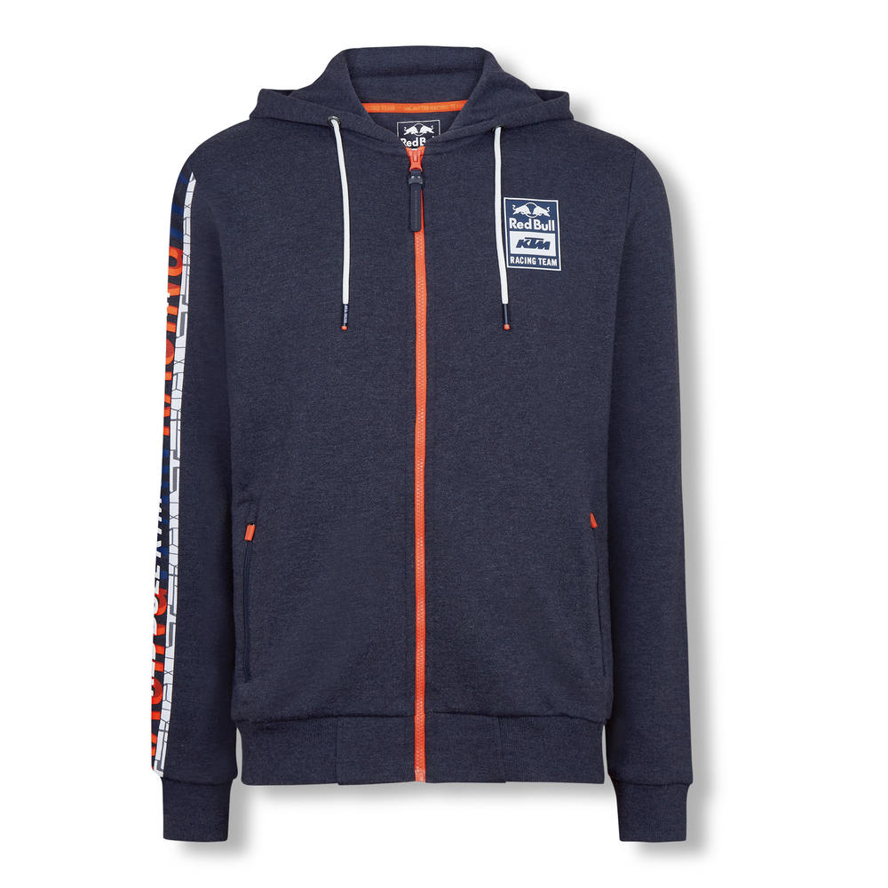 2020 Red Bull KTM Factory Racing Mens Zip Up Hoodie Merchandise Sizes S-XXXL