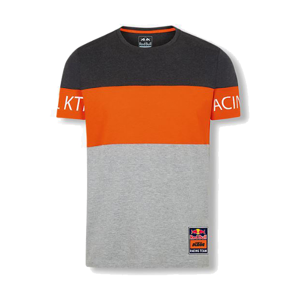 2020 Red Bull KTM Factory Racing Mens Block T-Shirt Merchandise Sizes S-XXXL