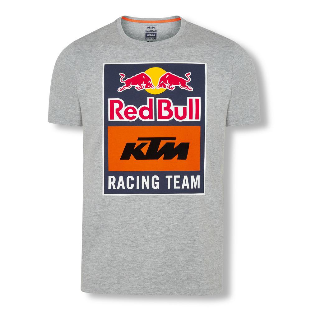 2020 Red Bull KTM Factory Racing Mens Emblem T-Shirt Merchandise Sizes S-XXXL