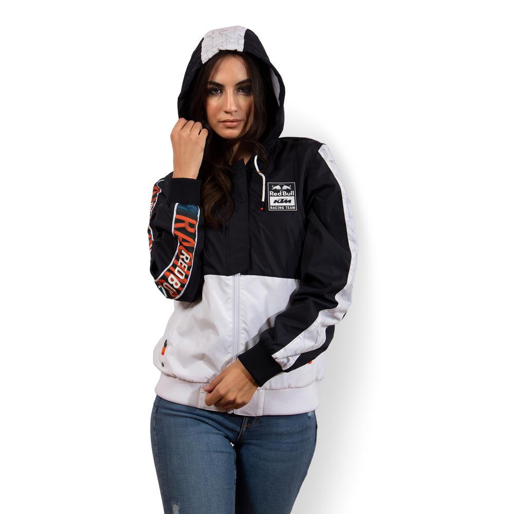 2020 Red Bull KTM Factory Racing Ladies Womens Windbreaker Jacket Sizes XS-XL