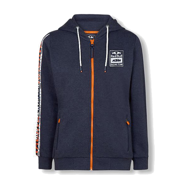 2020 Red Bull KTM Factory Racing Ladies Womens Zip Up Hoodie Official Size XS-XL