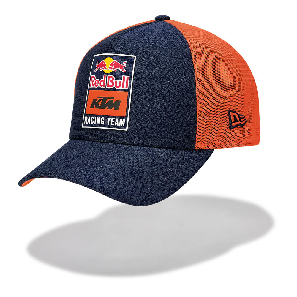2020 Red Bull KTM Factory Racing New Era Trucker Cap Baseball Hat Adult One Size