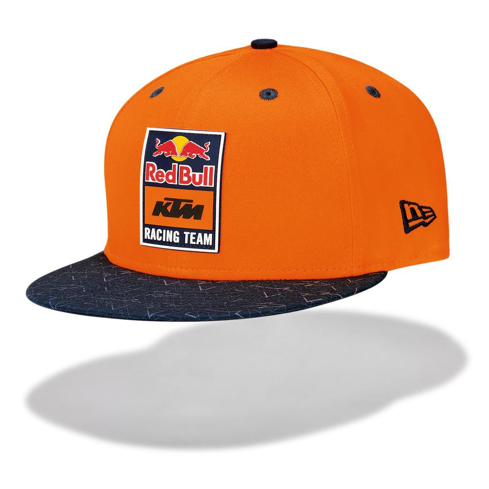 2020 Red Bull KTM Factory Racing New Era 9Fifty Orange Baseball Cap Adults Size