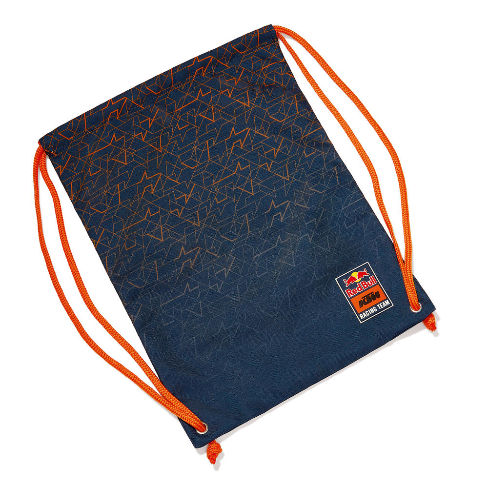 2020 Red Bull KTM Factory Racing Drawstring Gym School Book Bag One Size