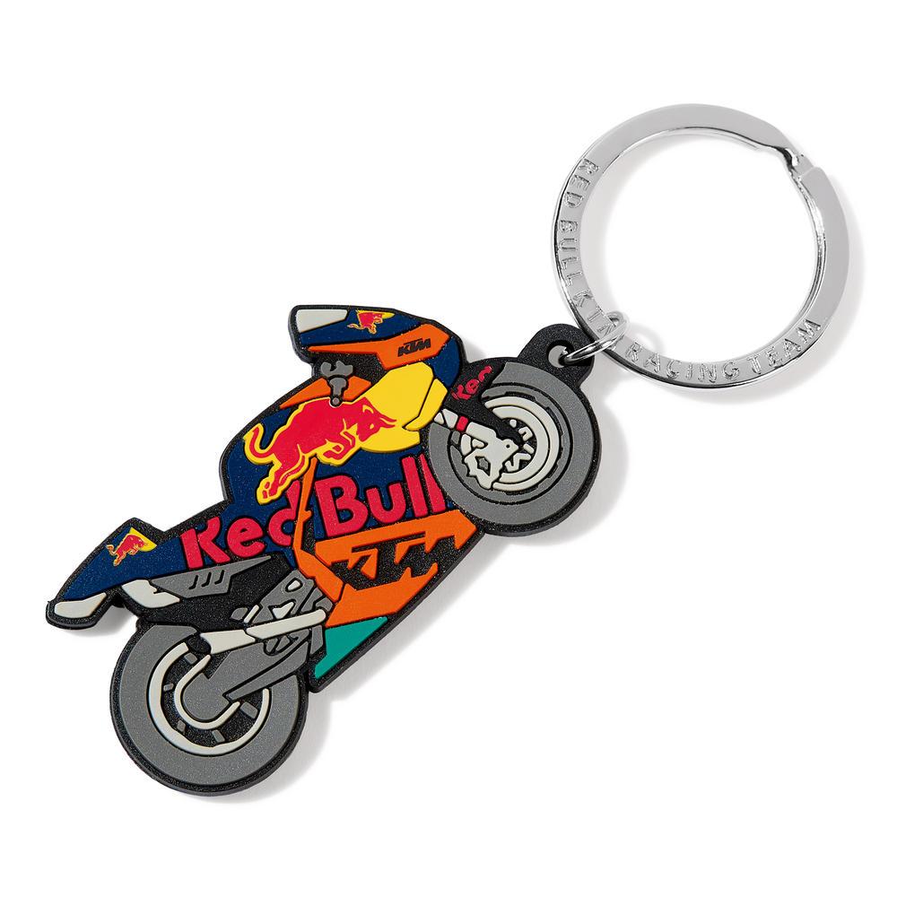 2020 Red Bull KTM Factory Racing Keyring Key Chain Fob Bike MotoGP Merchandise