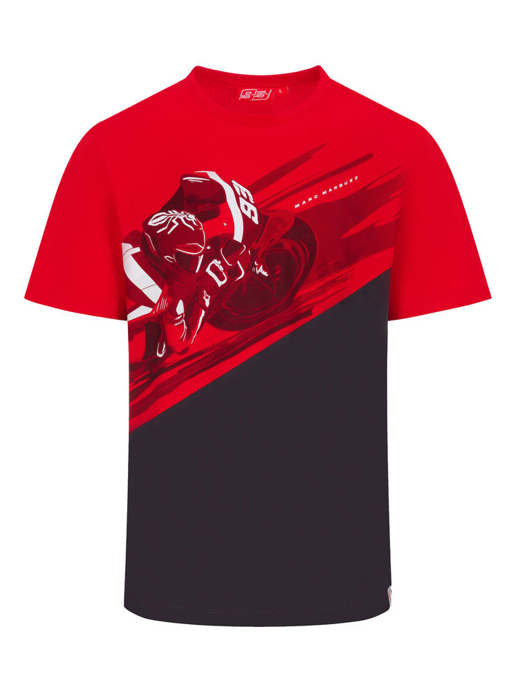 2020 Marc Marquez #93 MotoGP Mens T-Shirt Bike Graphic Official Merchandise S-XL