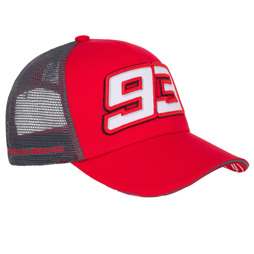 2020 Marc Marquez #93 MotoGP Trucker Cap Hat Official Merchandise Adult One Size