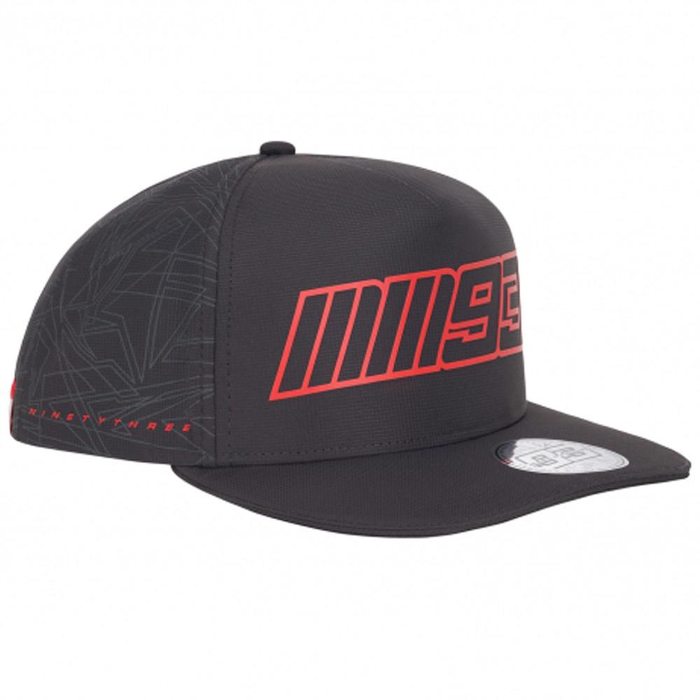 2020 Marc Marquez #93 MotoGP Grey MM93 Trucker Cap Official Merchandise One Size