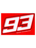 2020 Marc Marquez #93 MotoGP Supporters Flag 90x140cm Official Merchandise