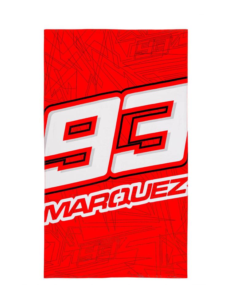 2020 Marc Marquez #93 MotoGP Beach Towel Holiday 100x170cm Official Merchandise