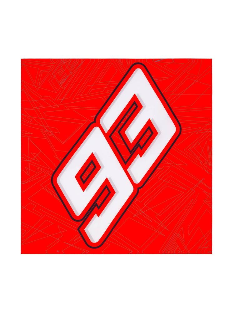 2020 Marc Marquez #93 MotoGP Bandana Headwear Official Merchandise One Size