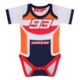 2020 Marc Marquez #93 MotoGP Kids Baby Romper Babygrow Official Merchandise