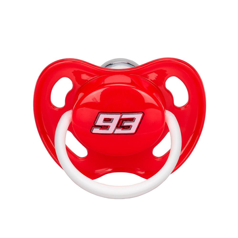 2020 Marc Marquez #93 MotoGP Baby Pacifier Dummy Soother Official Merchandise