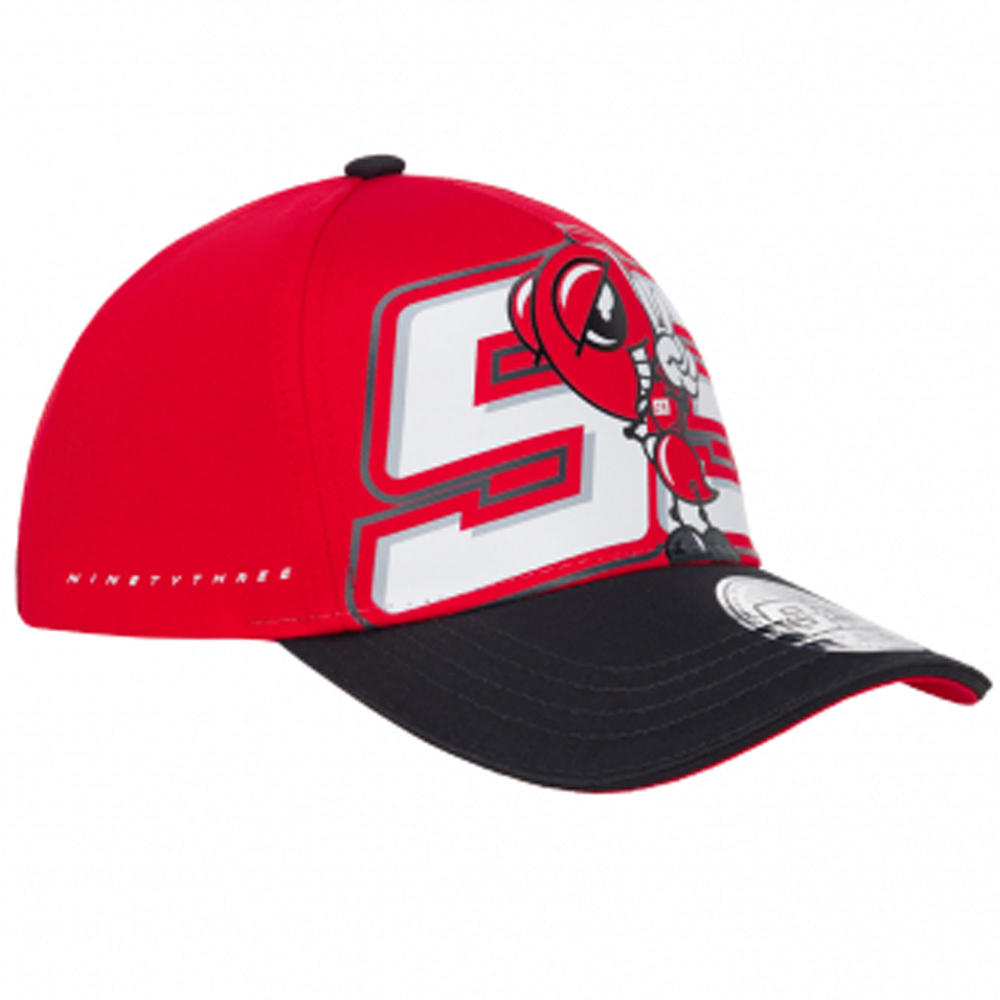 2020 Marc Marquez #93 MotoGP Kids Baseball Cap Red Ant Official Merchandise