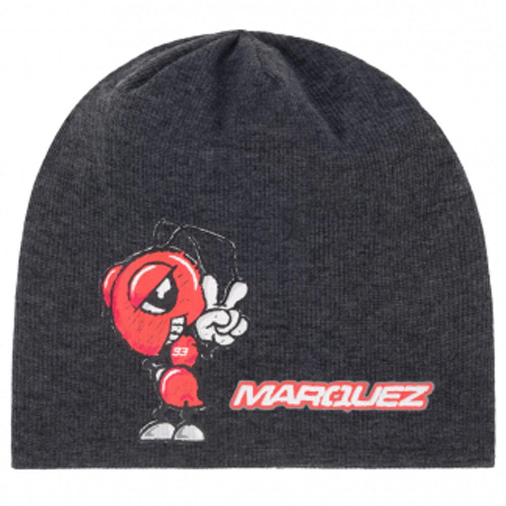 2020 Marc Marquez #93 MotoGP Kids Beanie Hat Warm Grey Official Merchandise