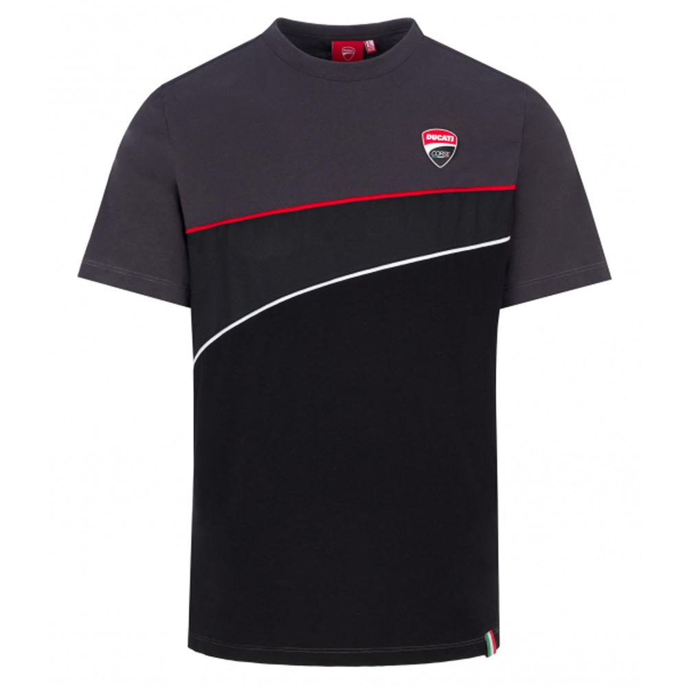 2020 Ducati Corse MotoGP Mens T-Shirt Grey Tee Official Merchandise Sizes S-XXL