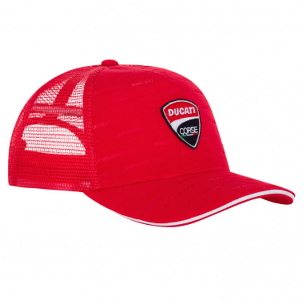 2020 Ducati Corse MotoGP Kids Childrens Cap Trucker Hat Official Merchandise