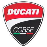 2020 Ducati Corse MotoGP Shield Logo Magnet Fridge Official Merchandise